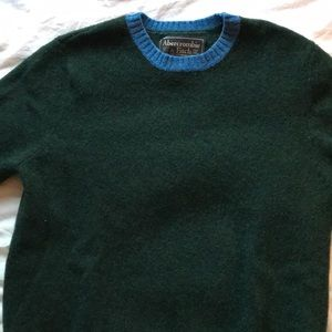 Wool Sweater by Abercrombie and Fitch